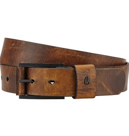 Nixon Nixon, Americana SE Slim Belt, black/brown, M