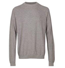 Minimum Minimum, Uno Sweater, grey melange, M