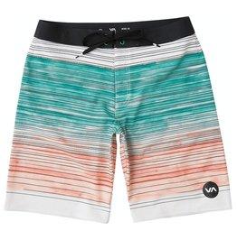 RVCA RVCA, Arica Trunk Shorts, light teal, 32