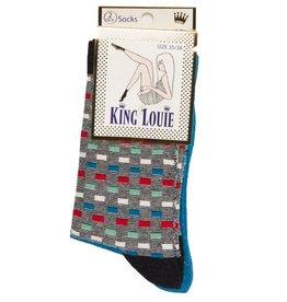 King Louie King Louie, 2-Pack Jamboree, blue, 39-42