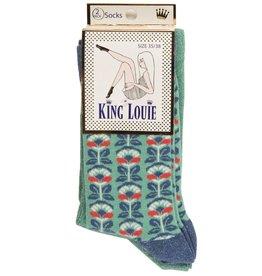 King Louie King Louie, 2-Pack Milo, opal green, 39-42