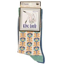 King Louie King Louie, 2-Pack Milo, parade blue, 39-42