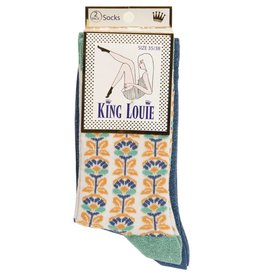 King Louie King Louie, 2-Pack Milo, parade blue, 35-38