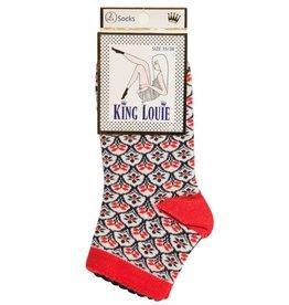 King Louie King Louie, 2-Pack Short Medley, blue, 39-42