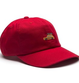 RVLT RVLT, 9231 Car Cap, red, One Size