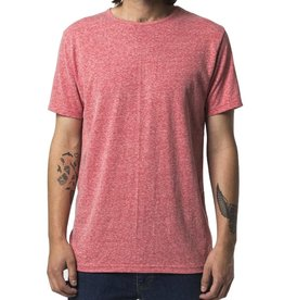 RVLT RVLT, 1001 Lasse t-shirt, red-mel, M