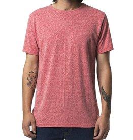 RVLT RVLT, 1001 Lasse t-shirt, red-mel, L