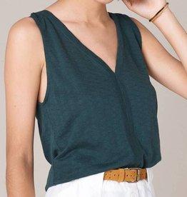 Sessun Sessun, MARIN T-Shirt, sycamore, M