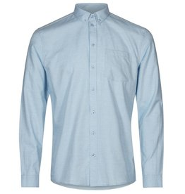 Minimum Minimum, Jay 2.0 Shirt, soft blue mel, L