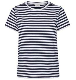 Minimum Minimum, Gabriella T-Shirt, dress blue, M