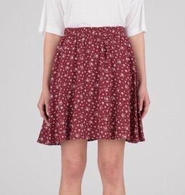 Dr.Denim Dr.Denim, Gena Skirt, red floral, M