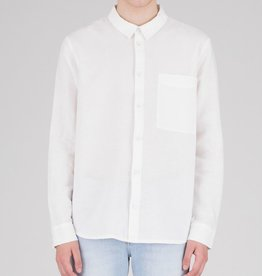 Dr.Denim Dr.Denim, Fred Relaxed Shirt, off white, M