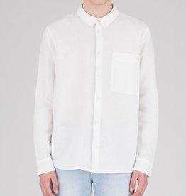 Dr.Denim Dr.Denim, Fred Relaxed Shirt, off white, S