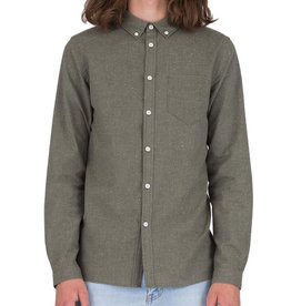 Dr.Denim Dr.Denim, Pete Shirt, light green neps, L