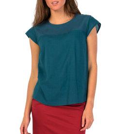 Skunkfunk Skunkfunk, Karina T-Shirt, dark blue, S(2)