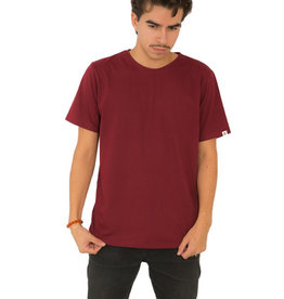 ZRCL ZRCL, Basic T-Shirt, bordeaux, XL