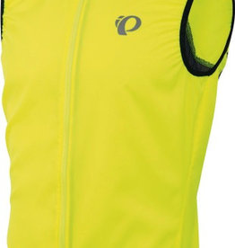 PEARL IZUMI ELITE BARRIER VEST SCREAMING YELLOW F15 Large