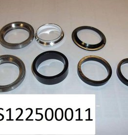 Specialized SPECIALIZED STEUERSATZ / HDS SHIV 1-1/8 UPPER AND LOWER W/SPACERS (NO CONE SPACER)