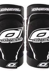 ONEAL O'NEAL Dirt Knee Guard RL , black/white, 003-Medium-blk-wht