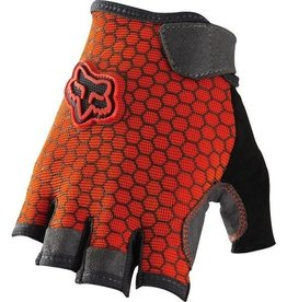 FOX Ranger Short Glove 14 Orange small