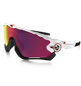 Oakley OAKLEY PRIZM™ ROAD JAWBREAKER polished white / Prizm Road