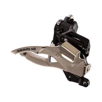 SRAM Umwerfer X.0, 2x10, Low Direct Mount, S3, 39T, BottomPull