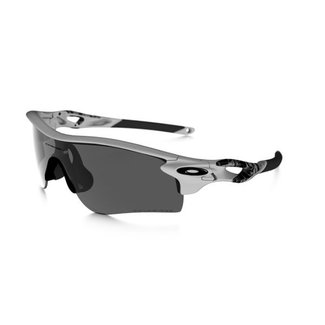 OAKLEY POLARIZED RADARLOCK™ PATH™ matt white / grey polarized