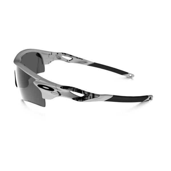 Oakley OAKLEY POLARIZED RADARLOCK™ PATH™ matt white / grey polarized
