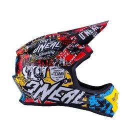 ONEAL Fury Fidlock DH Kids Helmet Evo WILD multi M (49/50cm)
