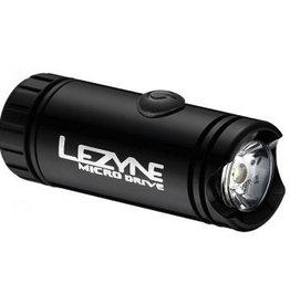 LEZYNE Frontlicht Micro Drive LED, schwarz-glänzend