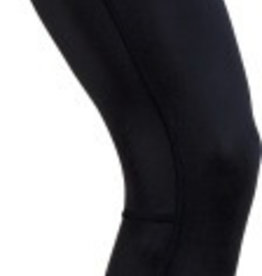 PEARL IZUMI ELITE THERMAL KNEE WARMER BLACK S14 SMALL