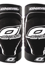 ONEAL O'NEAL Dirt Knee Guard RL , black/white, 005-XLarge-blk-wht