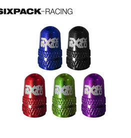 SIXPACK-RACING SIXPACK - Ventilkappe A/V BLAU