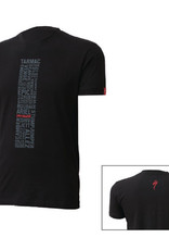 Specialized SPECIALIZED MENS T-SHIRT BIKE FAMILY black small