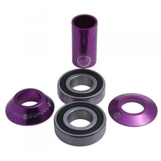 MANKIND SPANISH BB 19MM purple