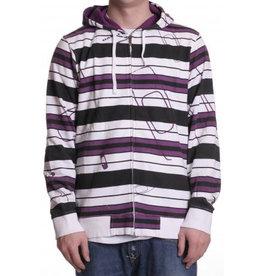 Oakley Oakley Stripes Hoody helio purple medium