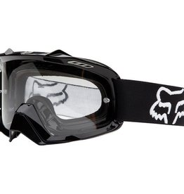 FOX AIRSPC polished black/clear