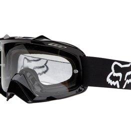 Fox Wear FOX AIRSPC polished black/clear