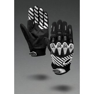 OAKLEY OVERLOAD GLOVE black medium
