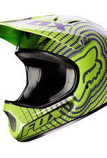 FOX Rampage DH Helmet green Large