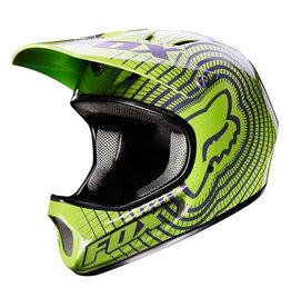 FOX Rampage DH Helmet green Large
