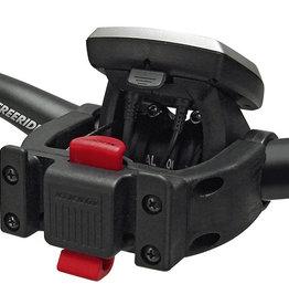 Lenkeradapter E Klickfix<br />schwarz, komb.mit E-Bike Displays