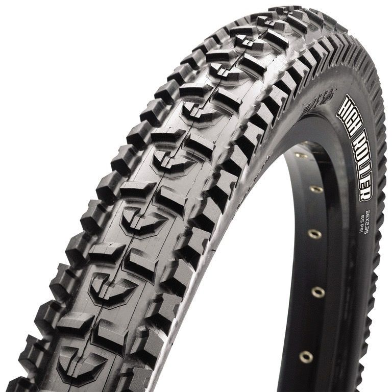 Maxxis MAXXIS High Roller Draht<br /> 24x2.50&quot; 55-507 schwarz MaxxPro