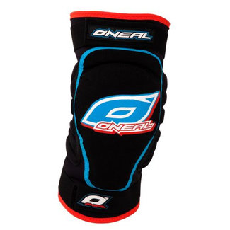 ONEAL O'NEAL Dirt Knee Guard RL , red/blue, 704-Large-red-blue