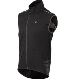 PEARL IZUMI ELITE BARRIER VEST BLACK/ BLACK Medium