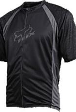 FOX LIve Wire Jersey black/graphite Medium