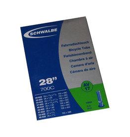 """SCHWALBE SCHLAUCH AV 17, 28"""" 28/47-622/635 Auto Ventil"""