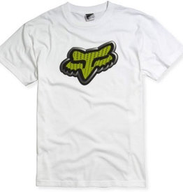 FOX Lunatech s/s Tee large white