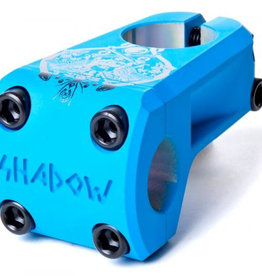 Shadow Ravager Front Load Stem - blue