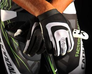 GripGrap Racing Handschuh black medium/9